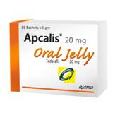 Comprare Apcalis Oral Jelly 20mg